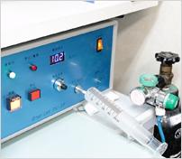 オゾンガス治療器