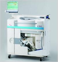 全自動散薬分割分包機 E-FAS