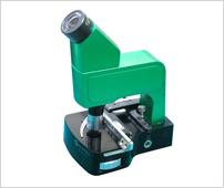 小型蛍光顕微鏡